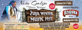 Vitez: Žuja Winter Music Fest