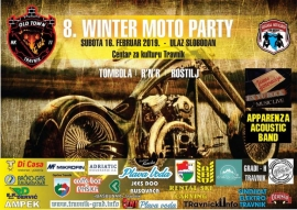 "TRAVNIK: U subotu ""8. Winter moto party"""