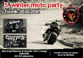 Winter Moto Party u Travniku